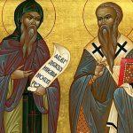 Как изначально звали Кирилла и Мефодия?