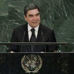 На рекорд идет! Президент Туркмении написал 55-ю книгу