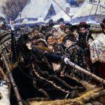 Госархив открыл доступ к письмам боярыни Морозовой
