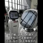 Китайские роботы-библиотекари поскандалили друг с другом
