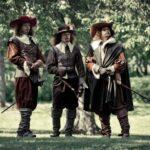 В новую экранизацию «Трех мушкетеров» добавят негра Ганнибала