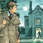 Первые повести о Шерлоке Холмсе написаны по шаблону