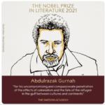 Нобелевку по литературе отдали танзанийцу. Только он не танзаниец